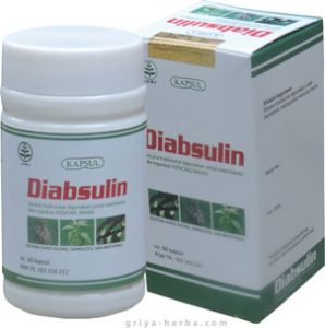 diabsulin kapsul diabetes