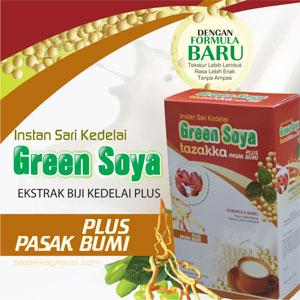 susu-kedelai-green-soya-pasak-bumi