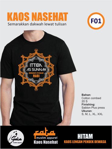 f01-ittiba-sunnah-Kaos-hitam-fata