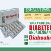 diabsulin-kapsul diabetes kemasan blister
