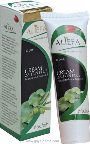aliefa-cream-zaitun-plus-pegagan