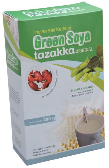 greensoya-susu-kedelai-original