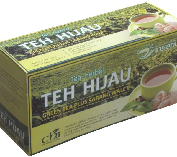 teh-hijau-(green-tea)