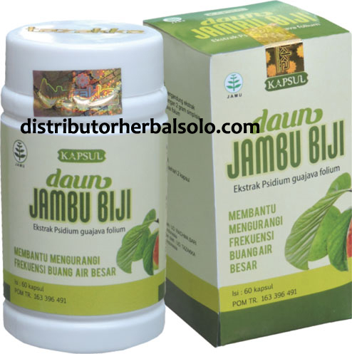 kapsul-herbal-daun-jambu-biji