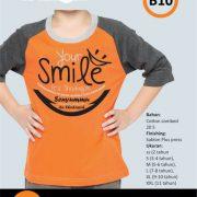 kaos-anak-sunnah-b10-orange